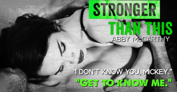 Stronger Than This Teaser Know Me